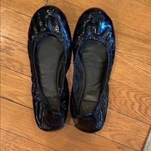Tory Burch Shoes - Tory Burch Patent Leather Flats